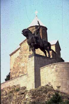 גיאורגיה, ארמניה  - מדריך הקווקז