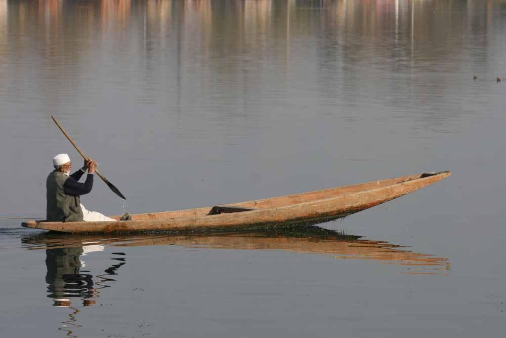 סרינגר  אגם דאל