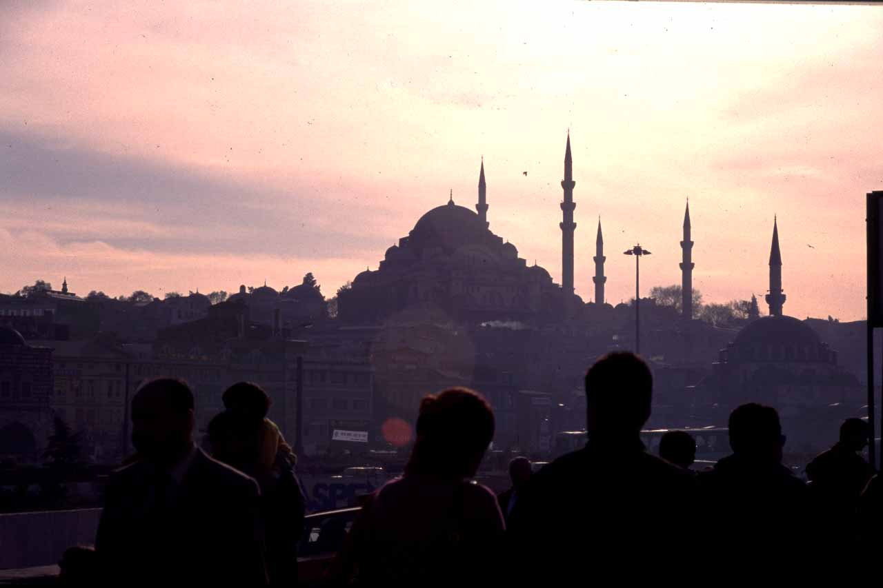 טורקיה- איסטנבול