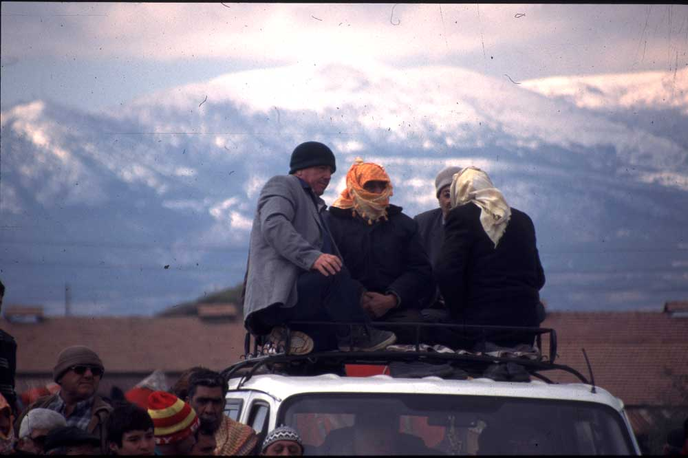 דווה גולש (טורקיה)