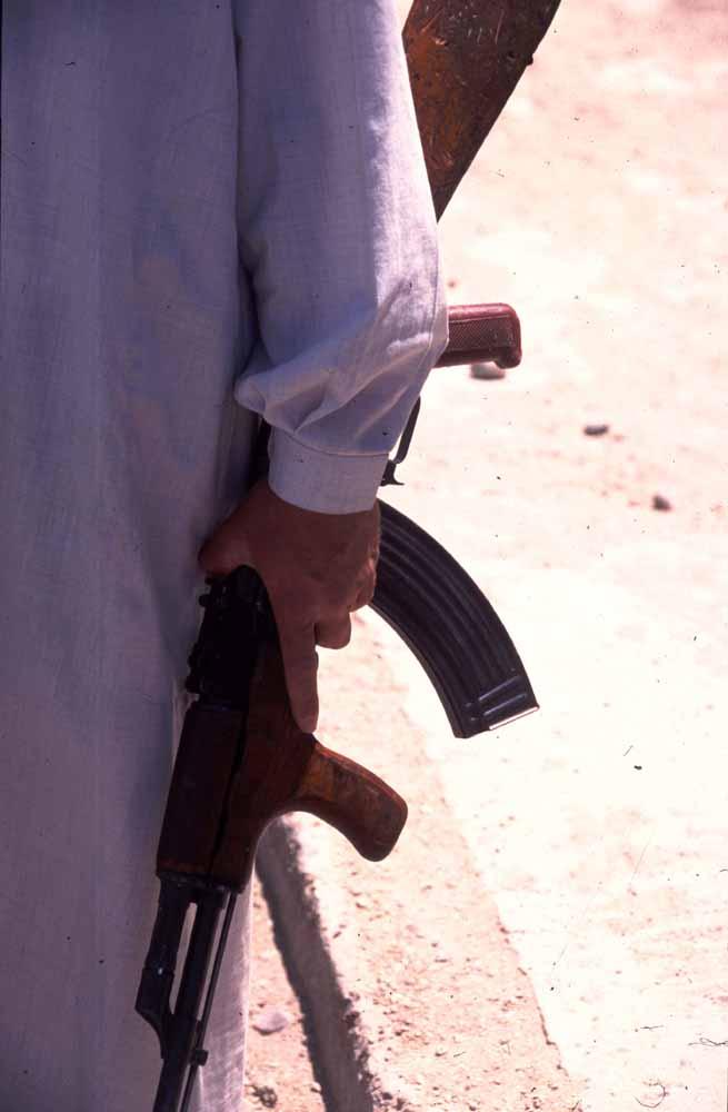 שוק הנשק בפלוג'ה