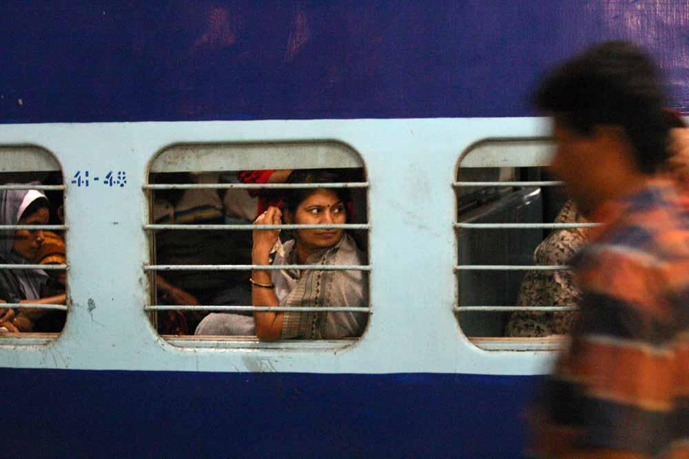רכבת הודית